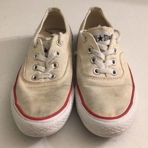 Converse Chuck Taylor all star canvas cvo ox EUC